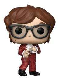 Austin Powers - Austin Powers Red Suit US Exclusive Pop! Vinyl [RS] - Pop! Vinyl