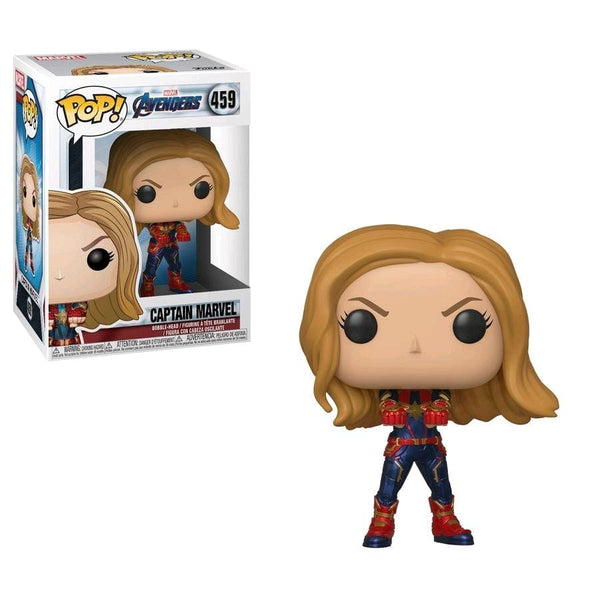 Avengers 4: Endgame - Captain Marvel Pop! Vinyl - Pop! Vinyl