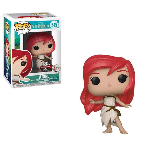 Little Mermaid - Ariel (Sail Dress) US Exclusive Pop! Vinyl [RS] - Pop! Vinyl