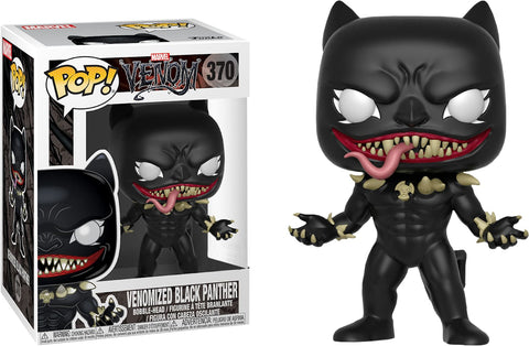 Venom - Venomized Black Panther Pop! RS - Pop! Vinyl