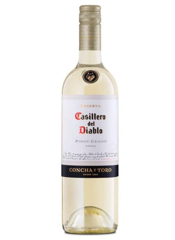 Casillero Del Diablo White Wine 70  cl - Drinksdeliverylondon