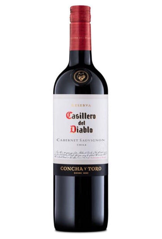 Casillero Del Diablo Red Wine 70 cl - Drinksdeliverylondon