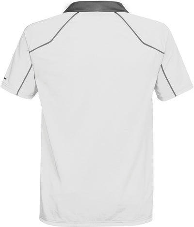 Tech White/Graphite - Back