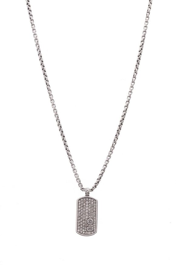 david-yurman-diamond-small-tag-pendant-necklace
