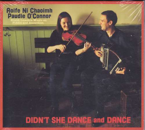 Aoife Ni Chaoimh and Paudie O' Connor<h3>Didn't She Dance and Dance