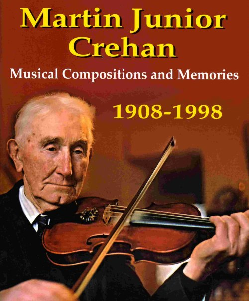 Martin Junior Crehan - Musical Compositions and Memories