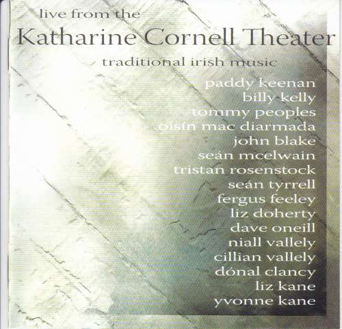 Live From The Katharine Cornell Theater <h3>Traditional Irish Music