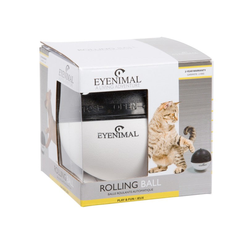 Rolling Ball (Dog & Cat)