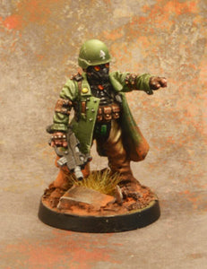 Peacekeeper Road Marshal
