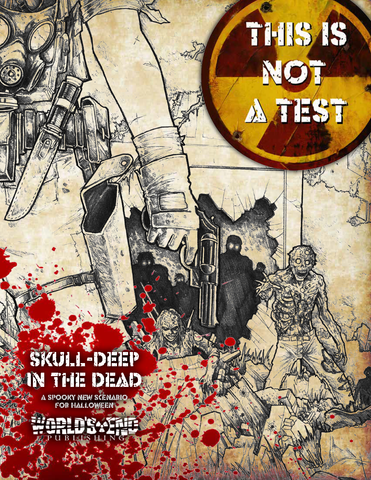 Skull-Deep in the Dead Free Scenario
