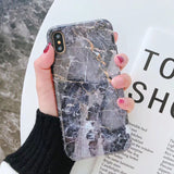 Halo Marble iPhone Case
