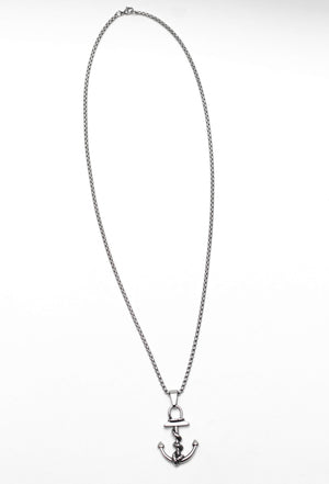 Balboa Necklace - Stainless Steel