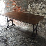 Singer Sewing Dining Table