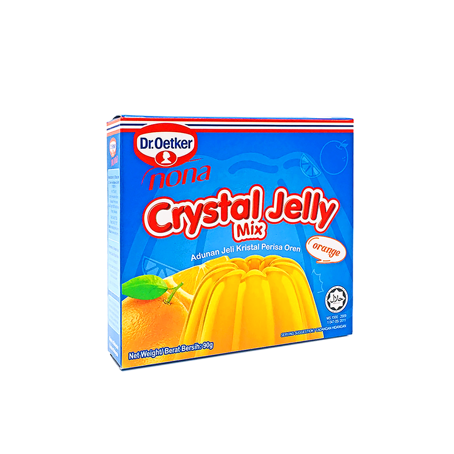 Nona Jele-A Crystal Jelly Orange 90g