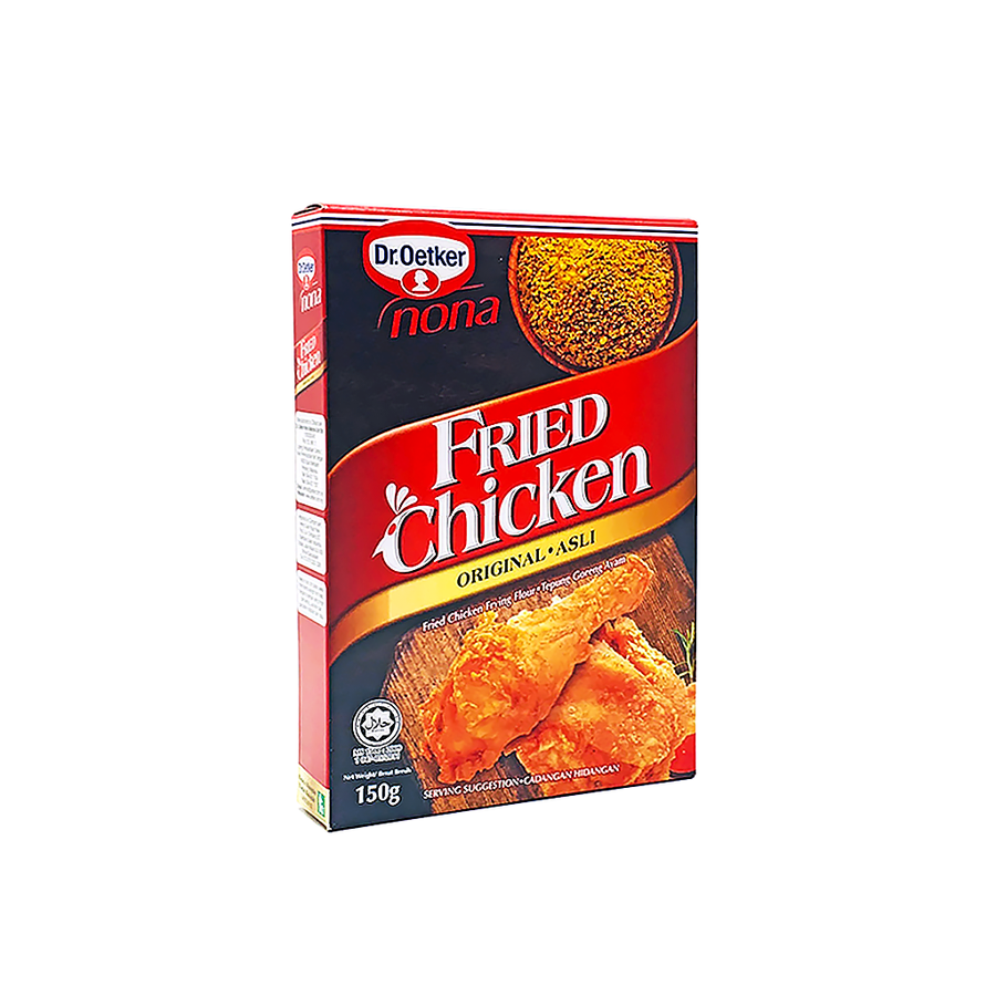 Dr.Oetker Nona Fried Chicken Original 150g