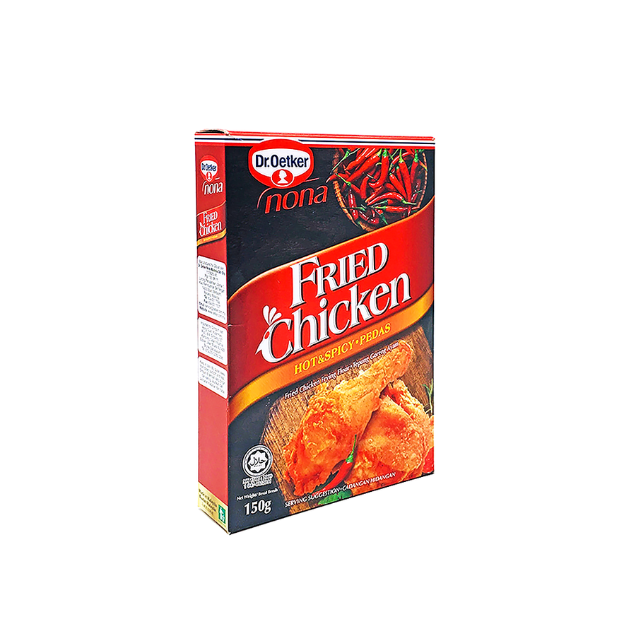 Dr.Oetker Nona Fried Chicken Hot & Spicy 150g