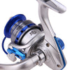 2017 NEW Arrival  Mini spinning fishing reels 10BB fishing wheel Aluminium Gear Ratio 5.5:1 Fishing Tackle Stream fishing reel - Pro Gear Fishing Reels