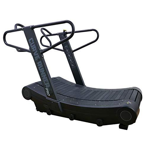 Curve Runner Pro Self Powered Treadmill