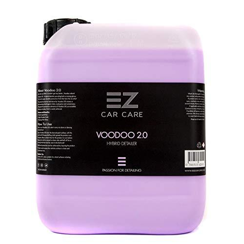 EZ Car Care - Voodoo 2.0 - Hybrid Detailer Wet Wax (5L)