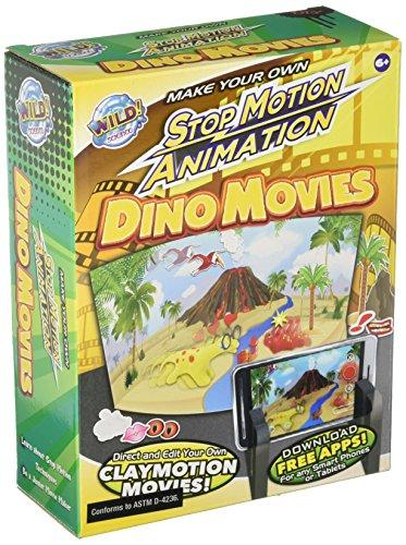Game - Tedco Wild Science - Dino Stop Motion Learning Toys WS933