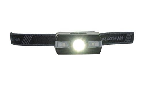 Nathan NS5094 Fire Runners Headlamp, Black