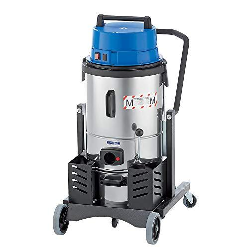 Safety industrial dry vacuum cleaner, 1400 W, 27 l container.