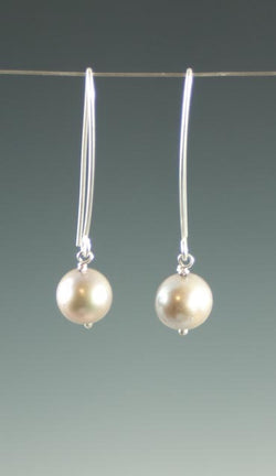 Not Your Grandmother's Pearl Earrings