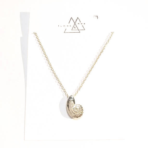 Ariel's Voice Seashell Necklace