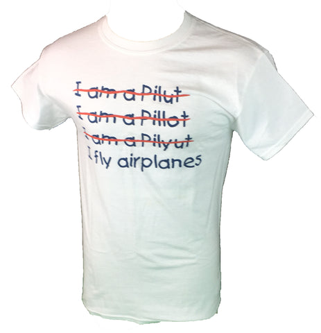 I Fly Airplanes