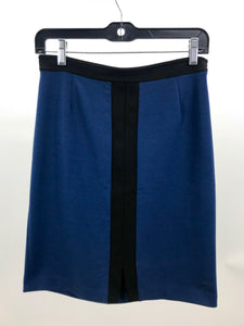 Laundry Blue Skirt