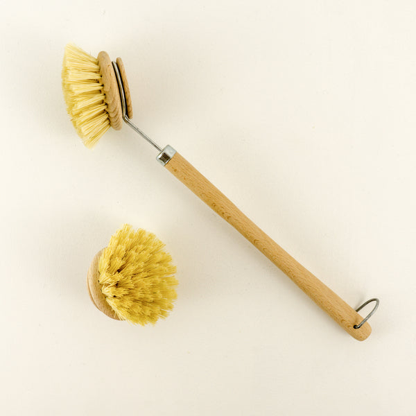Wooden Dish Brush Head 5cm