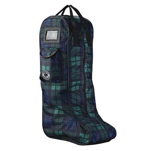 blackwatch lined boot bag