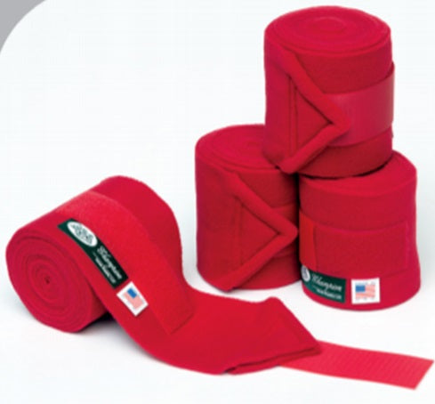 Champion Polo Wraps in Red