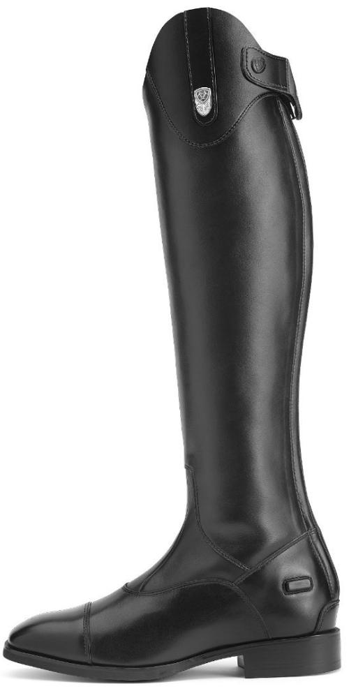 Ariat monaco stretch dress boot side view