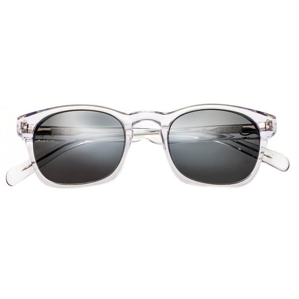 Simplify Bennett Polarized Sunglasses - White/Black SSU106-WH