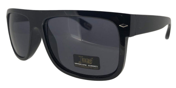 F91094 Contemporary Old School Wayfarer Locs Sunglasses