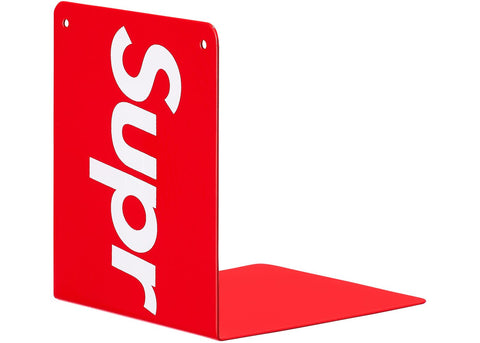 Supreme Bookends Bookends (Set of 2) Red