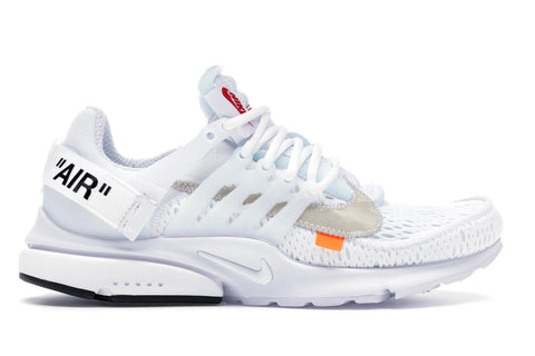 Nike Air Presto Off-White White (2018)