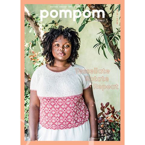 Pom Pom quarterly magazine - issue 29 Summer 2019