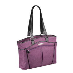 "17.3"" Reed Laptop Handbag - Purple"