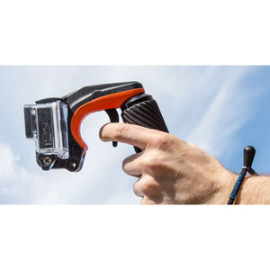 GoPro - SP Gadgets Section Pistol Trigger Steady Handle/Grip/Mount/Set-Magic Toast