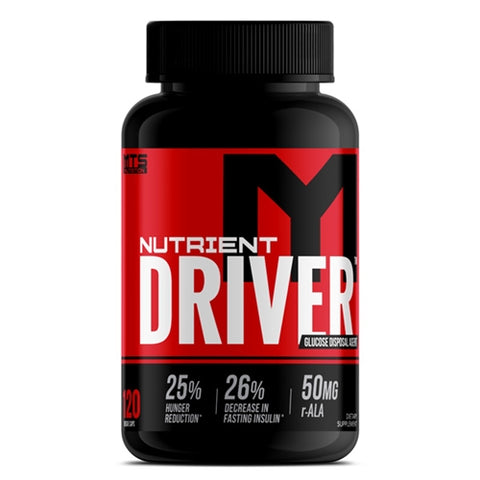 MTS Nutrition Nutrient Driver Glucose Disposal Agent | Make Carbs Great Again