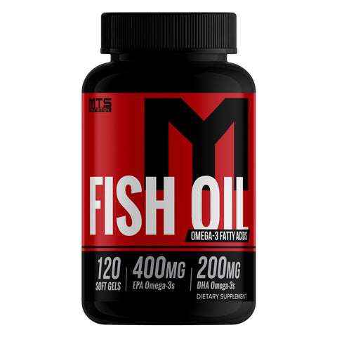 MTS Fish Oil™ Omega-3 Fatty Acids