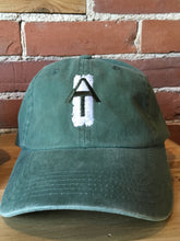 AT Blaze Hat- Distressed Green