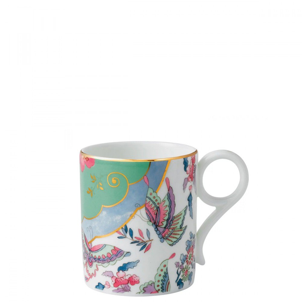 Wonderlust Butterfly Posy Mug Small