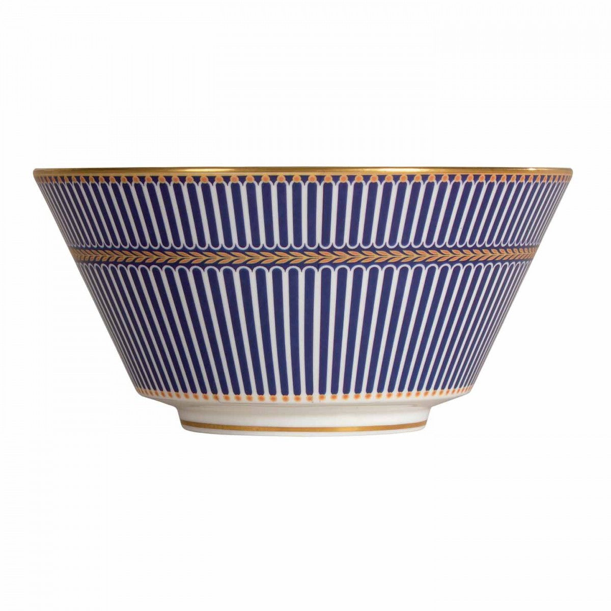 Anthemion Blue Cereal Bowl 15cm