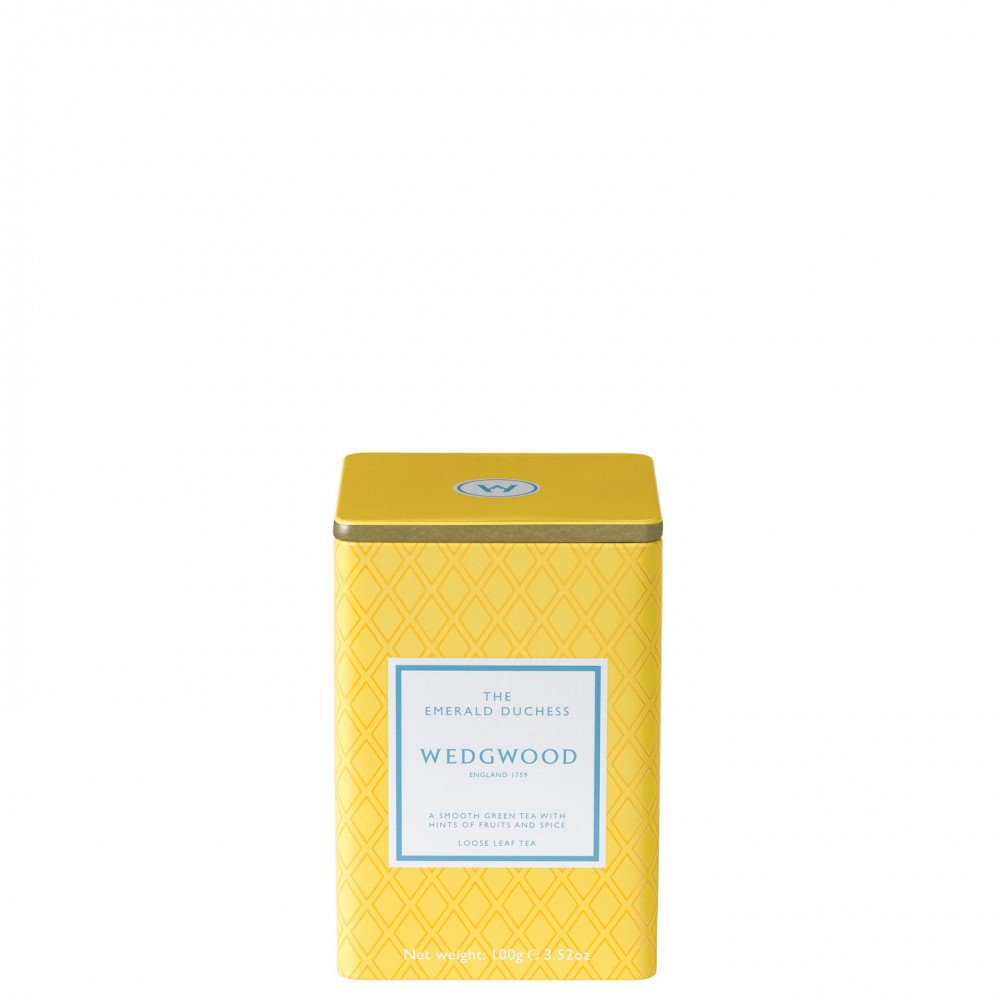 Signature Tea Emerald Duchess Tea Caddy 100g