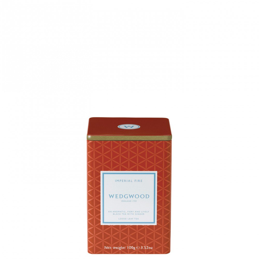 Signature Tea Imperial Fire Tea Caddy 100g