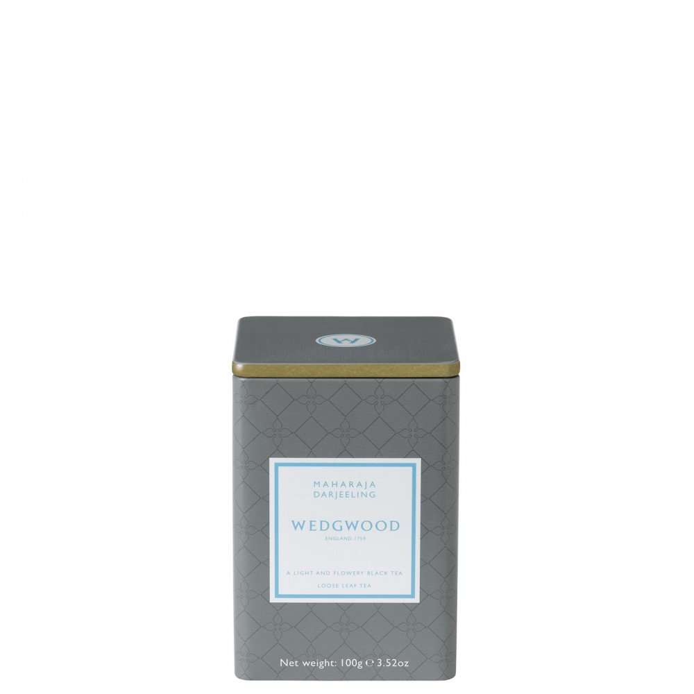 Signature Tea Maharaja Darjeeling Tea Caddy 100g