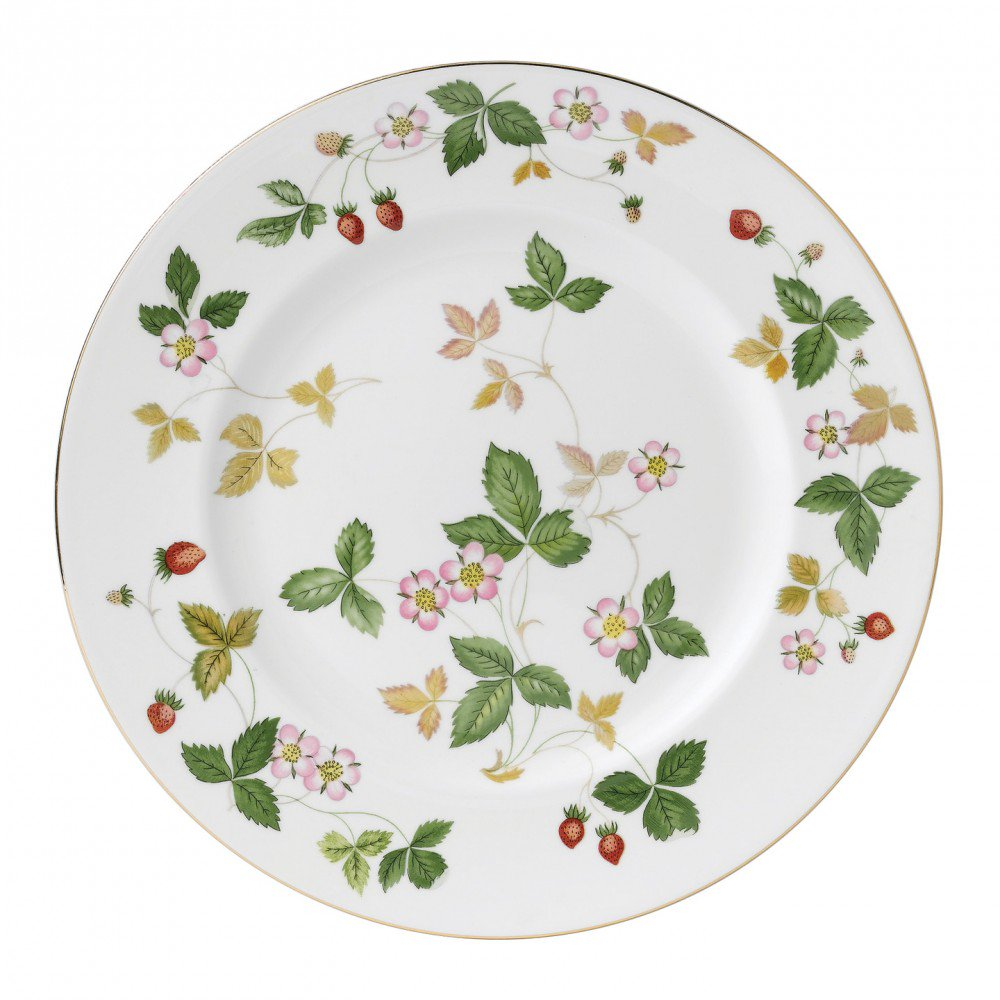 Wild Strawberry Plate 27cm